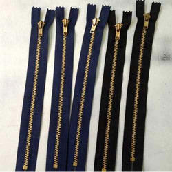 Jeans Zippers