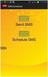 SMS Task Scheduler