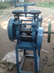 Wire Roll Machine
