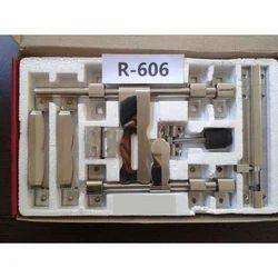 Brass R-606 Door Kit