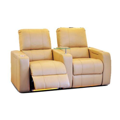 Yellow 260x95x102 Cm Moderni Home Theater Recliner