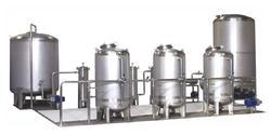 Commercial Water Treatments Plants