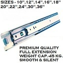 Premium Drawer Slides