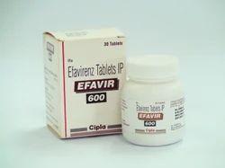 Efavir (Efavirenz) 600mg