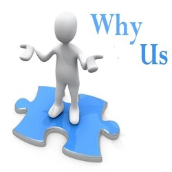Why Us? / Our Strengths