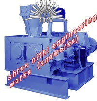 Pet Coke Briquetting Machine