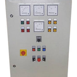 Three Phase & Single Phase Reverse Osmosis Panel, For Industrial Ro Plant