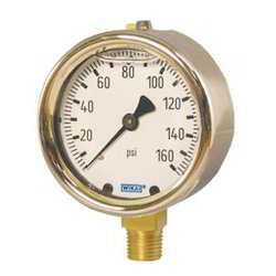 WIKA Pressure Gauge 213.53.100-2.5KG