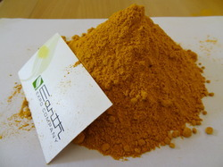EU Norms Turmeric Powder