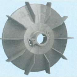 Plastic Fan Suitabe For Crompton 160 Frame Size
