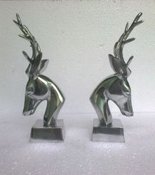 Stag Book End
