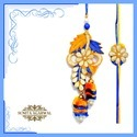 Rakhi Pair Set