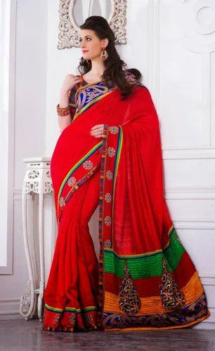Outstanding Look Saree