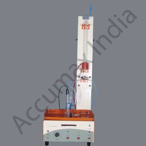 Accumax India Karl Fisher Titrator, Laboratory Use