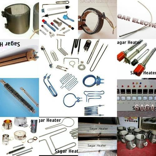 All Types Of Heating Elements