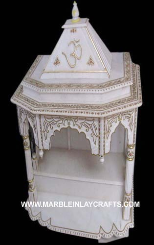 Marble Temple For Home Pashan Kala Wholesale Trader In
