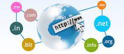 Domain Registration, With Online Support