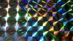 Colored Acrylic Hologram