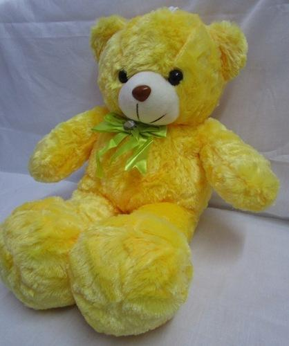Teddy Bear Soft Toy 2 Feet Yellow Color At Rs 499 Piece S Teddy