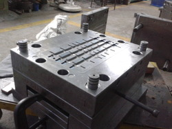 Cast Iron Plastic Mould Die, For Industrial, Packaging Type: Box
