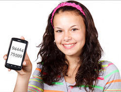 Virtual SMS Numbers, Virtual Number Services - Vtel