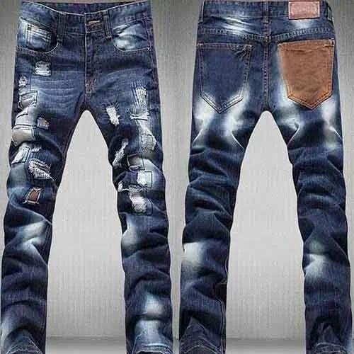 Denim Jeans - Men Denim Jeans Manufacturer from Ulhasnagar