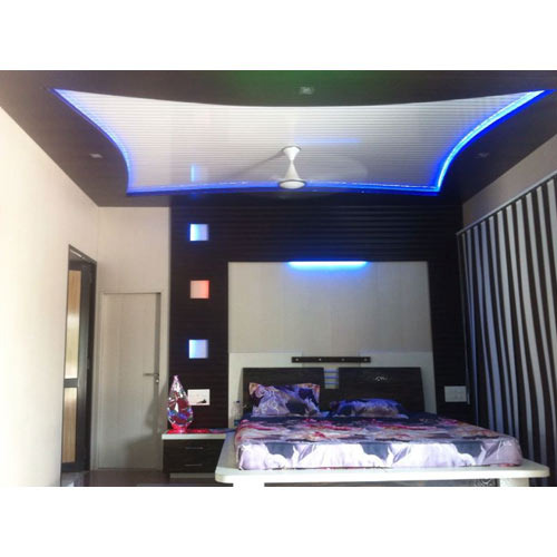 Bedroom Ceiling Design, False Ceiling Designing - Rana PVC ...