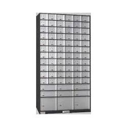 Steel Deposit Locker