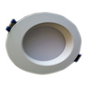 Pure White Indoor Led Lights, Shape: Round