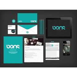 Brand Identity Designing