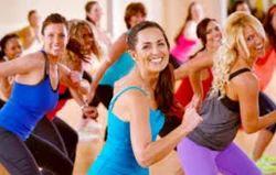 Aerobics Dance Training