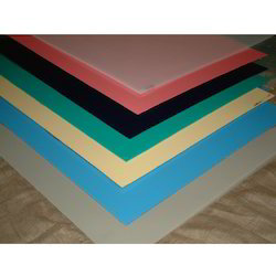 Co-Extruded Double Color Sheets
