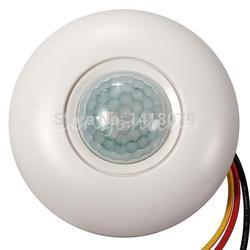 Chrome Occupancy Sensor