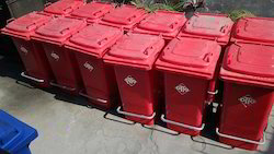 Heavy Duty Office Wheeled Dustbin