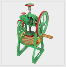 Hand Operated Ice-Cutter