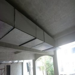 Duct with Nitrile Rubber Insulation