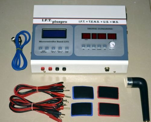 Physiotherapy Equipments Ift Ms Tens Us Combo With 125