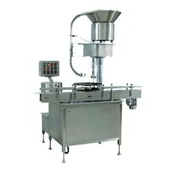 Single Head Capping Machines