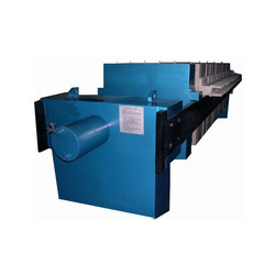 Industrial Hydraulic Filter Press