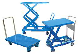 Movable Scissor Lifter