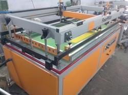 Four Pillar Screen Printing Machine 48