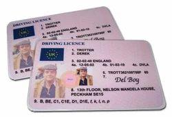 Driving License Verification
