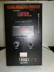 Regulated DC Power Supply