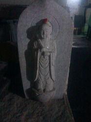 Granite Buddha Statue