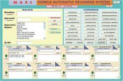 Multi Recharge System - Multi Mobile Recharge Software Manufacturer