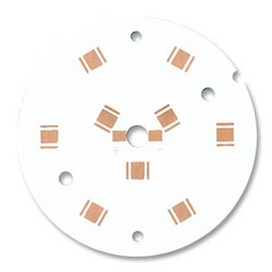 MCPCB For High Power LED Lights