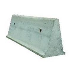 Central Verge Security Barrier