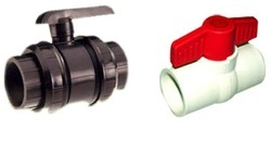 GK PP Ball Valves