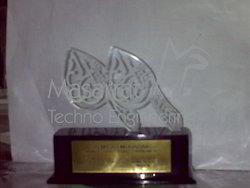Acrylic 99 Trophy