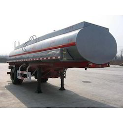 Single Axle Road Tanker